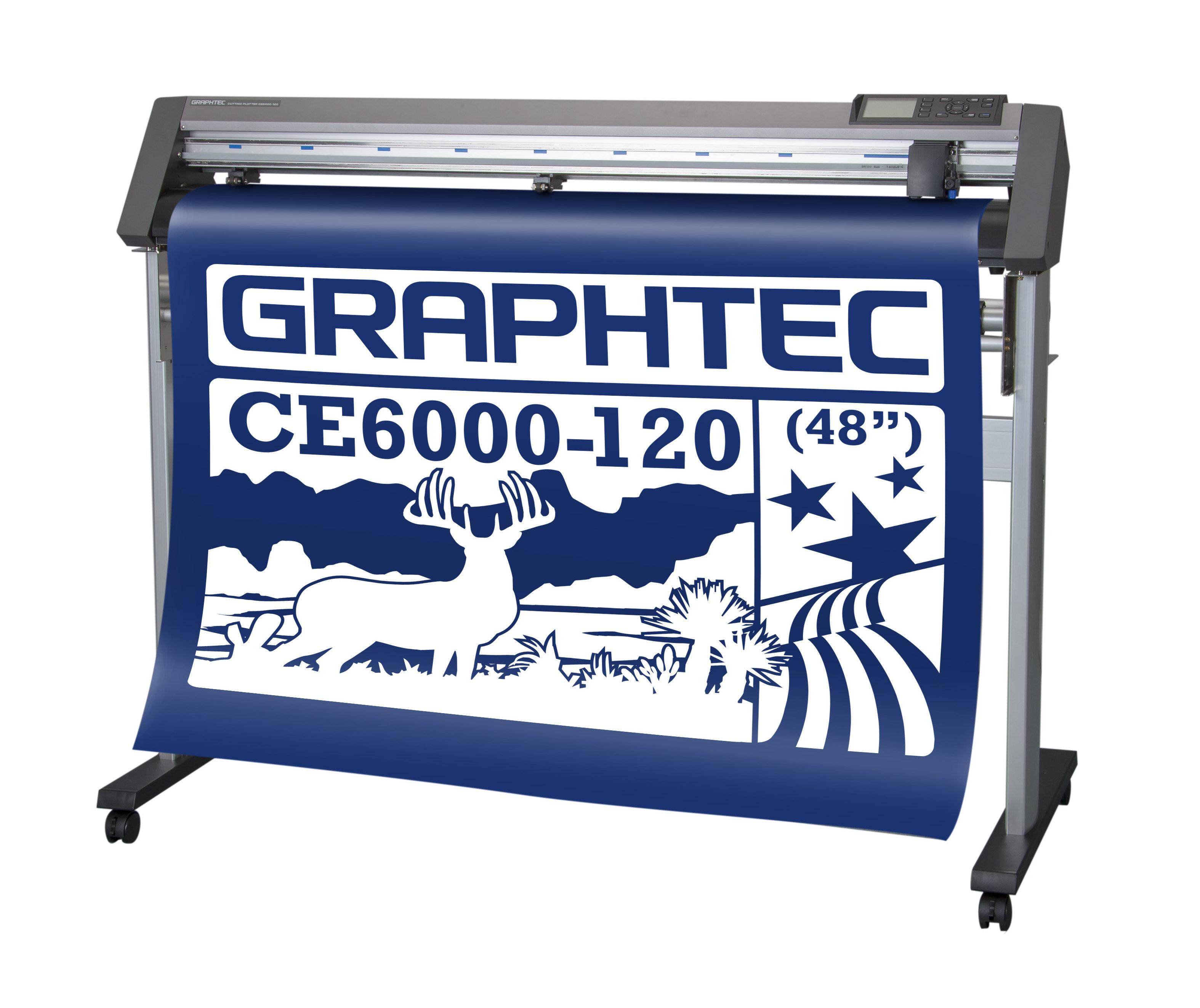 Rolkowy ploter tnący GRAPHTEC CE6000-120