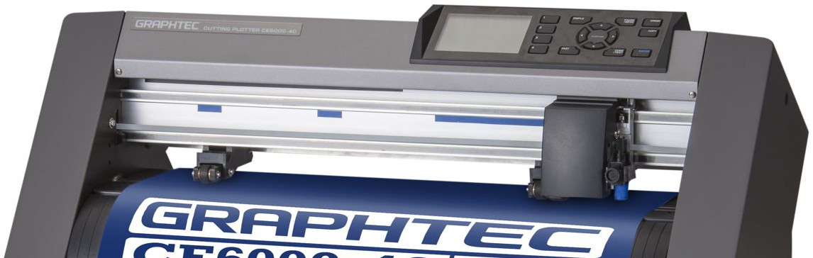 Rolkowy ploter tnący GRAPHTEC CE6000-40