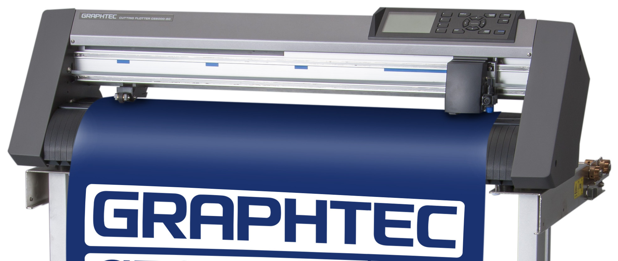 Rolkowy ploter tnący GRAPHTEC CE6000-60
