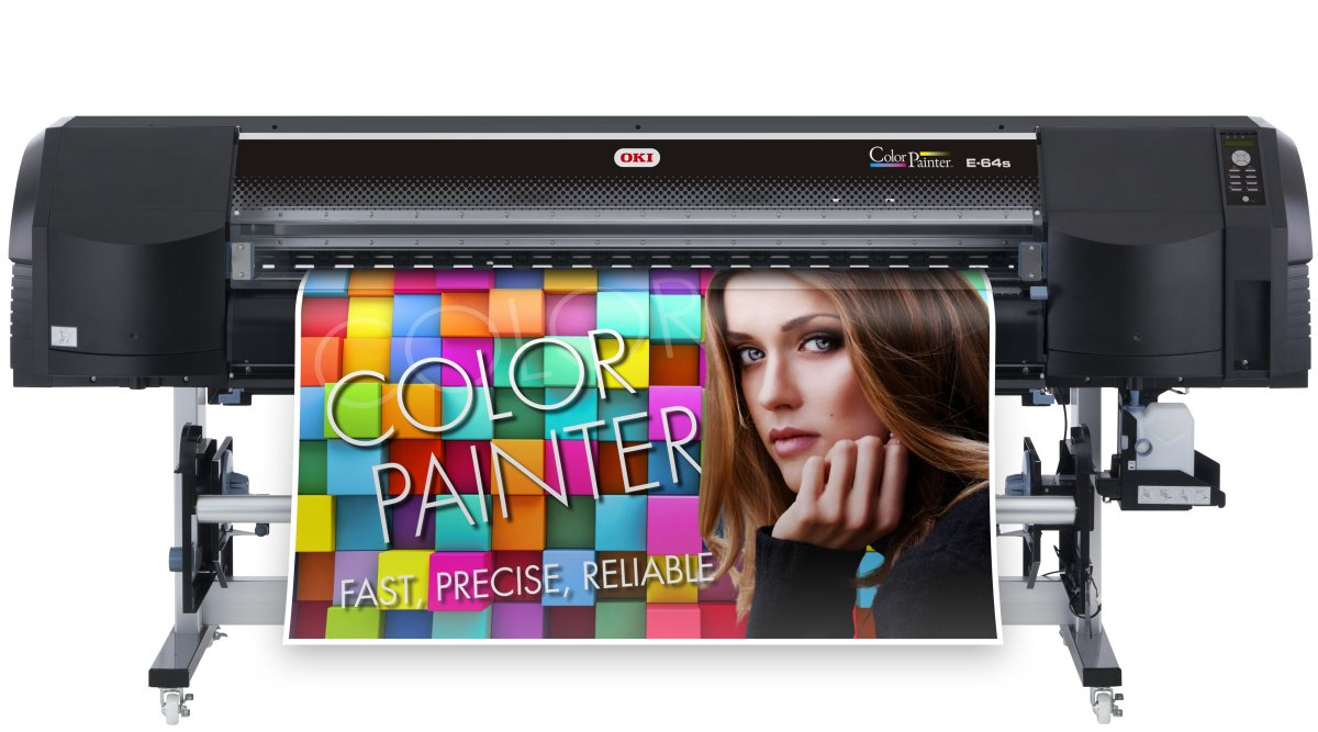 Ploter solentowy OKI ColorPainter E64s