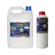 Laminat płynny