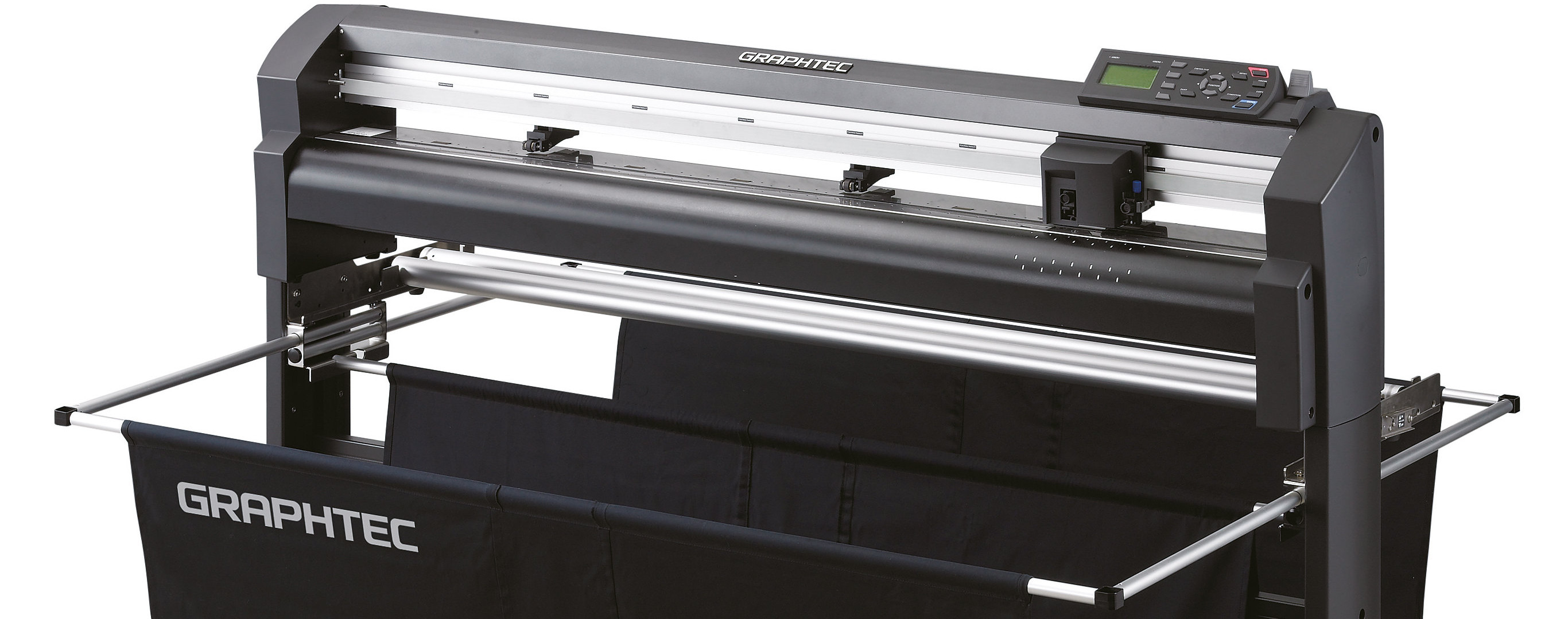 FC8600-100 rolkowy ploter tnący