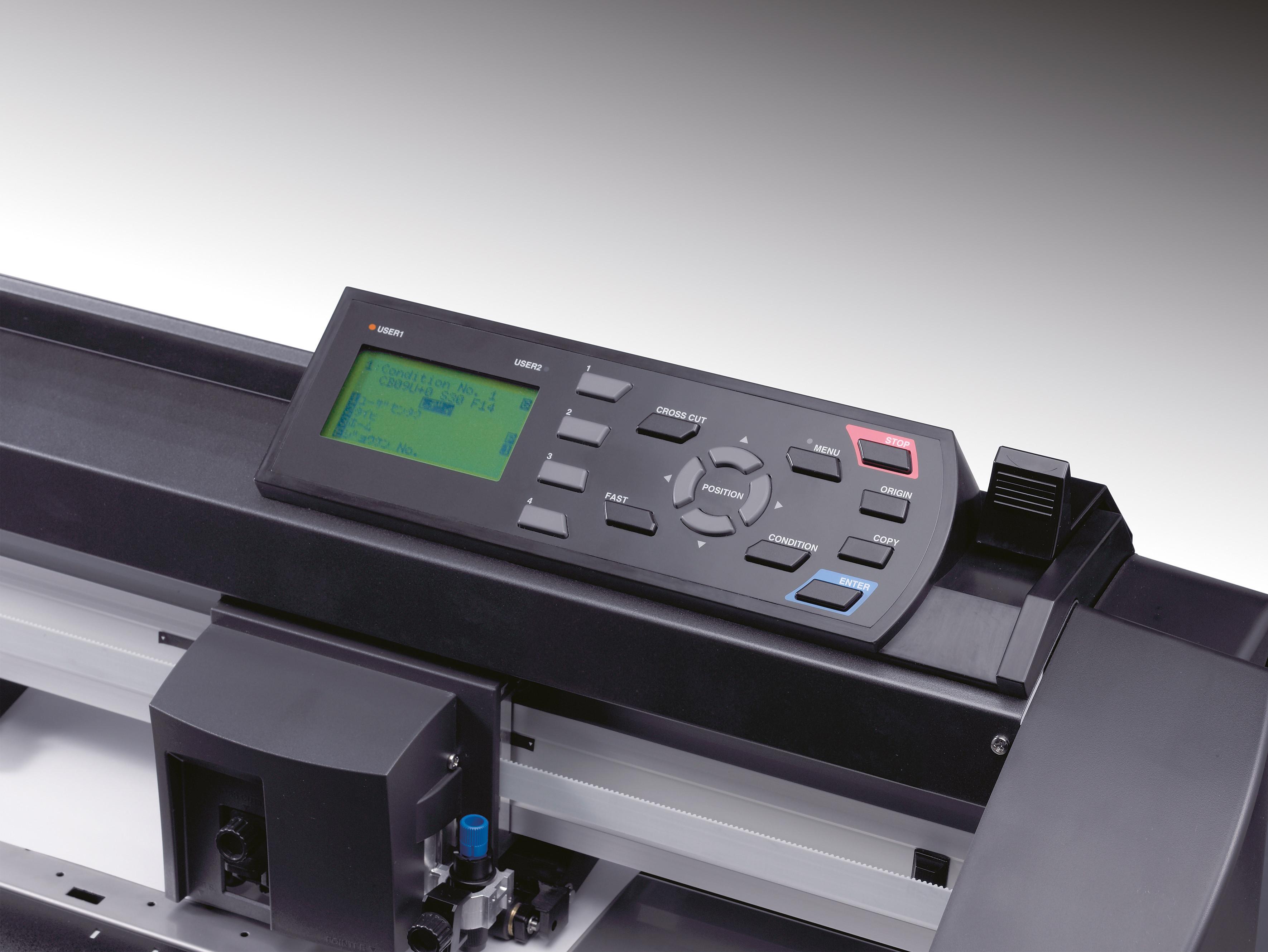 FC8600 panel plotera
